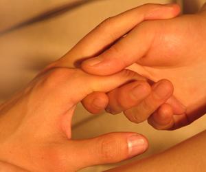 Massaggio della Mano