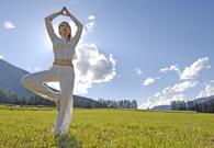 Esercizi Yoga: Le Asana di Equilibrio